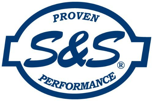 S and S Cycle 310-0241 OIL FILTER BLK S&S