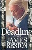 img - for Deadline: A Memoir book / textbook / text book