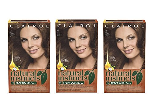 clairol-natural-instincts-13-suede-light-brown-1-kit-pack-of-3-packaging-may-vary