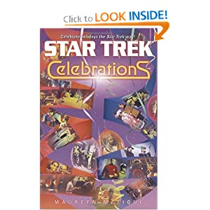 Celebrations (Star Trek) by Maureen McTigue