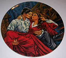 Gone With The Wind Plate-Finale
