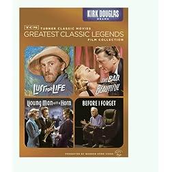 Tcm Greatest Classic Films: Legends - Kirk Douglas