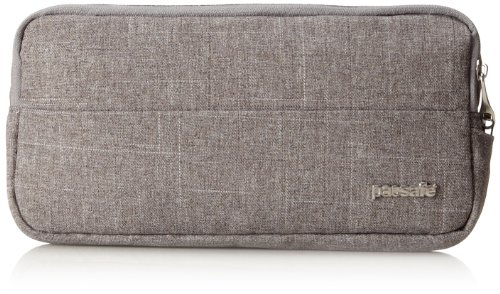 Pacsafe Metrosafe 125 Gii, Tweed Grey, One Size