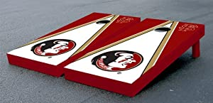 Florida State FSU Seminoles Cornhole Game Set Triangle Version by Gameday Cornhole