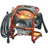山善(YAMAZEN) エンジン洗浄機 移動式 EPW-100Z