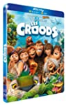 Les Croods (Blu-Ray + DVD)