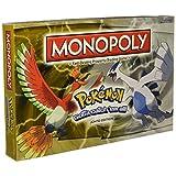 Monopoly Game: Pokémon Johto Edition