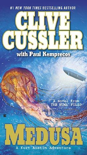 Medusa, Clive Cussler, Paul Kemprecos