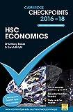 Cambridge Checkpoints HSC Economics 2016-18