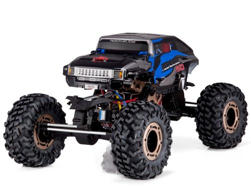 Redcat Racing Rockslide-Rs10-Xt-24 Crawler, Black/Blue
