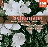 echange, troc  - Schumann : Quintette avec Piano - 3 Quatuors à cordes op. 41