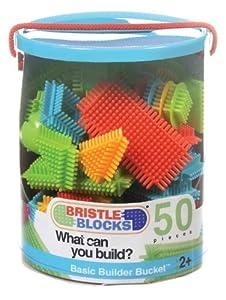Bristle Blocks - Juego de bloques para bebé (Battat 70.3068)