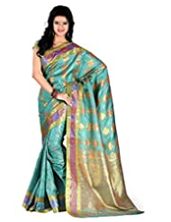 Roopkala Kanjivaram Art Silk Saree - B00TV4WIWE