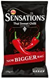 Walkers Sensations Thai Sweet Chilli 175 g (Pack of 12)