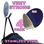 Set Of Strong Adhesive Hooks (Pack of 4)