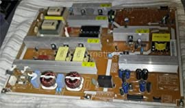 Repair Kit, Samsung LN52A530, LCD TV, Capacitors, Not the Entire Board