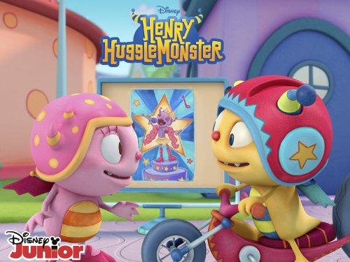 Henry Hugglemonster Season 101