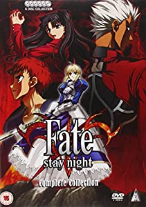 Fate Stay Night Complete Collection [DVD]