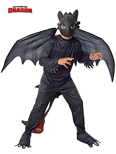 Rubies How to Train Your Dragon 2 Night Fury Costume