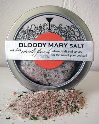 Detail Of: Bloody Mary Infused Salt, drink rimmer