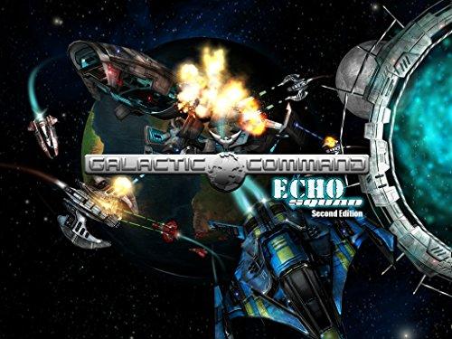 Galactic Command Echo Squad SE 3000AD