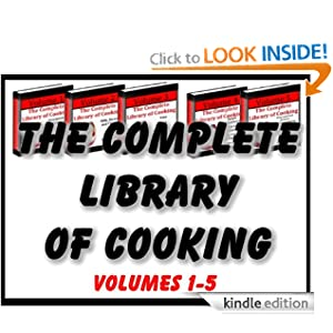 The Complete Library of Cooking - ebook publisher