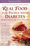 img - for Real Food for People with Diabetes (Revised 2nd Edition) book / textbook / text book