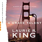A Grave Talent: A Kate Martinelli Mystery, Book 1 | Laurie R. King