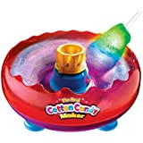 Cra-Z-Art Deluxe Cotton Candy Maker Kit with Lite Up Wand Toy