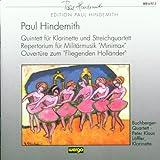 Quintett für Klarinette und Streichquartett