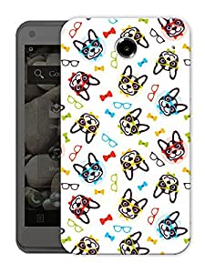 """Retro Dogs Love Printed Designer Mobile Back Cover For """"Lenovo S880"""" By Humor Gang (3D, Matte Finish, Premium Quality, Protective Snap On Slim Hard Phone Case, Multi Color)"""