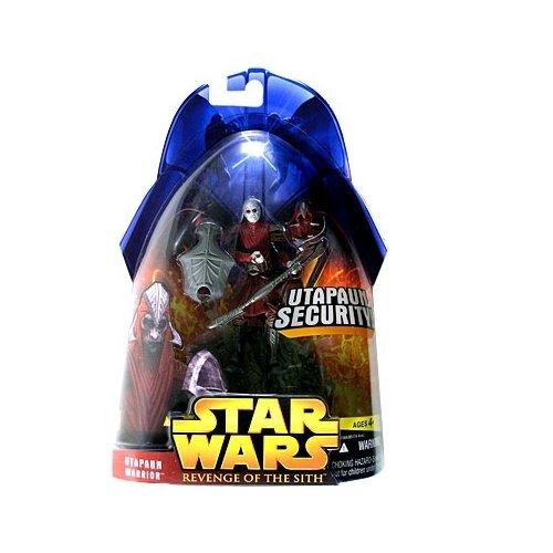 Star Wars: Revenge of the Sith Utapaun Warrior (#53) Action Figure