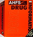 img - for AHFS Drug Information 2006 book / textbook / text book