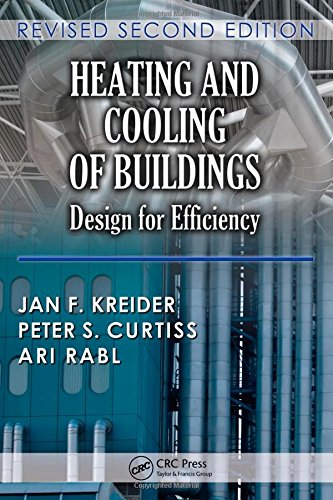 Heating and Cooling of Buildings: Design for Efficiency,...