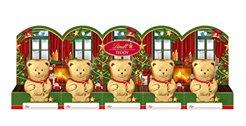lindt spr ngli mini teddys 3er pack 3 x 50 g. Black Bedroom Furniture Sets. Home Design Ideas