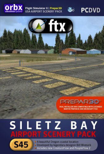 ftx-siletz-bay-airport-scenery-pack-engl-import-allemand