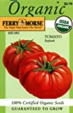 Search : Ferry-Morse 3140 Organic Tomato Seeds, Beefsteak (600 Milligram Packet)