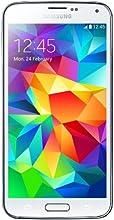 Samsung Galaxy S5 SM-G900H Factory Unlocked Cellphone, International Version, 16GB, White