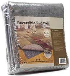 All-Surface Non-skid Area Rug Pad for 5-Feet by 8-Feet Rug