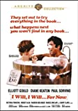 I Will, I Will? For Now [DVD] [1975] [Region 1] [US Import] [NTSC]