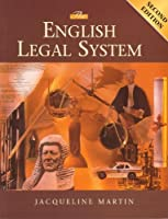 The English Legal System 2nd Edition
