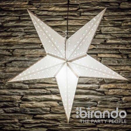 Wish Stars (1 Pack, Wish Star - Needle Point White)
