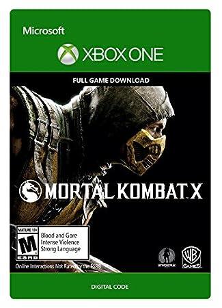 Mortal Kombat X Pre-load - Xbox One [Digital Code]