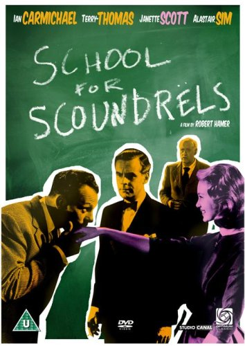 School For Scoundrels [DVD] [1960]