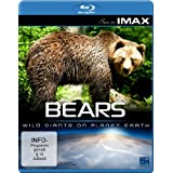 "Seen on IMAX: Bears - Wild Giants on Planet Earth [Blu-ray]von ""David Lickley"""