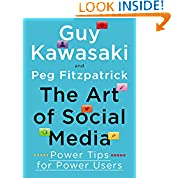 Guy Kawasaki (Author), Peg Fitzpatrick (Author)  (159) Release Date: December 4, 2014   Buy new:  $25.95  $19.23  38 used & new from $14.29