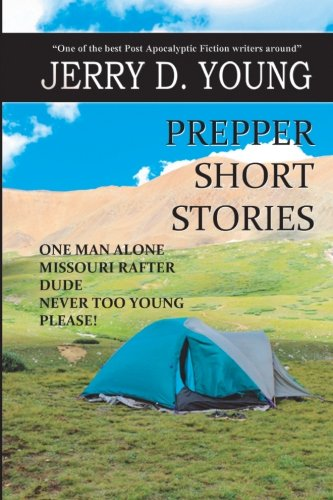 Prepper Short Stories (Creative Texts Publishers Presents) (Volume 1)