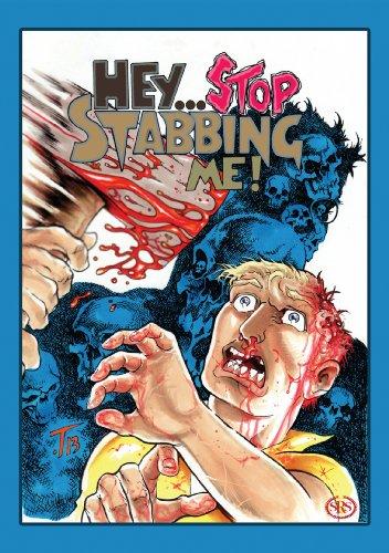 Feature Film - Hey...Stop Stabbing Me! [Edizione: Stati Uniti]