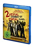 Image de Zweimal Sterben Ist Einmal Zuviel [Blu-ray] [Import allemand]
