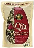 Nature's Path Qi'a Chia Buckwheat and Hemp Cereal, Cranberry Vanilla, 22.9OZ  ナチュラルパース Qi'a スーパーフード 650g 〔並行輸入〕